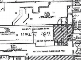 floor plan 3rd ave